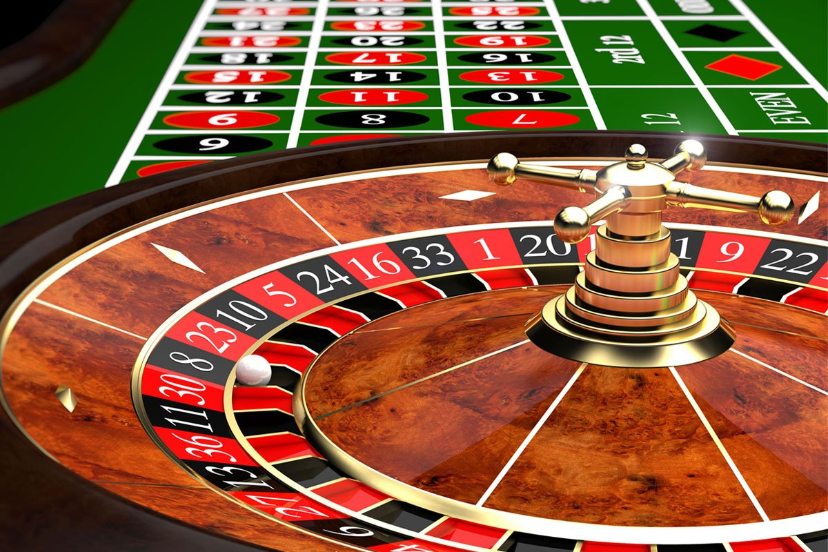 roulette picture render