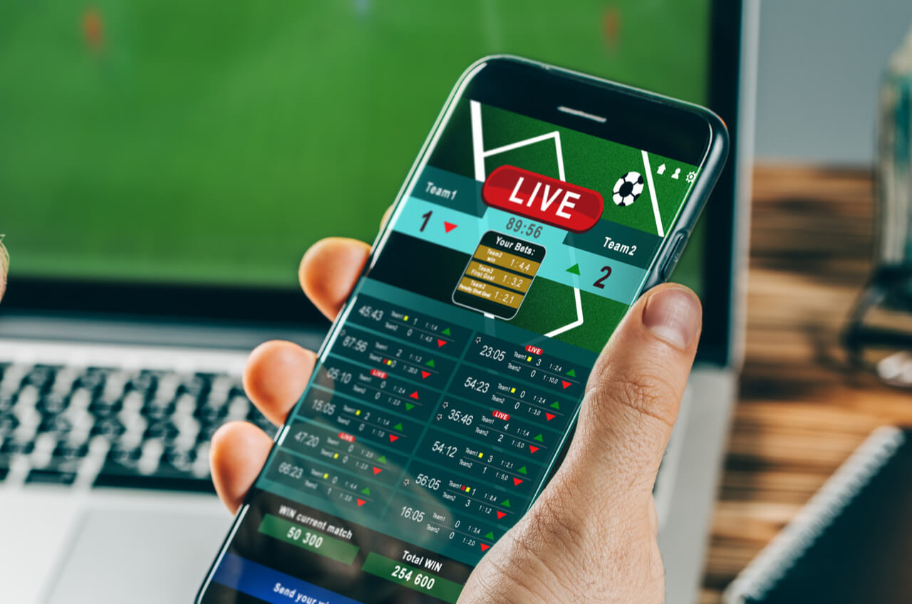 betting at mobile